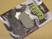 pastiglie organiche posteriori Honda CBR 600 F 1991-2006 CBR 600 RR 2003-2006