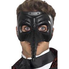 Da Uomo Gotico Veneziana Capitano NASO Maschera Costume Divertente Costume Masquerade Ball