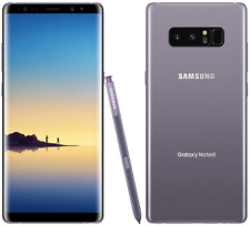 Samsung Galaxy Note8 SM-N950U1 - 64GB - Gray GSM Unlocked 9/10 Heavy Burn Image