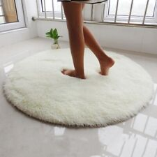Nordic Home Living Room Coffee Table Bedroom Bedside Carpet Cute Round Carpet