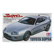 Tamiya Toyota Supra Car Model Kit (Scale 1:24) 24123