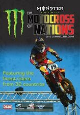 MOTOCROSS OF NATIONS 2012 DVD. MXoN, LOMMEL, BELGIUM. 51 Min. DUKE 2341N