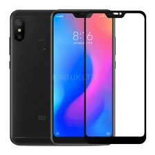 For Xiaomi Mi A2 Lite Tempered Glass Screen Protector Full Face Coverage