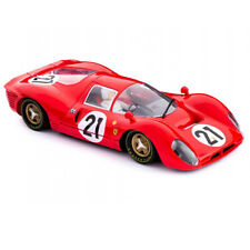 Slot.it Policar CAR06a Ferrari 330 P4 #21 2nd Le Mans 1967 1/32 Slot Car