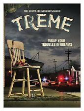 Treme ~ The Complete 2nd Second Season 2 Two ~ BRAND NEW 4-DISC DVD SET
