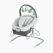 Graco Soothe 'n Sway Lx Swing with Portable Bouncer, Derby, Brand New