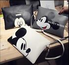 New Fashion Women girl Mickey Handbag Shoulder Bag Purse Tote Messenger Hobo Bag