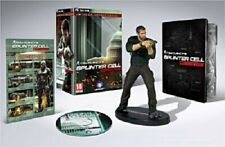 SPLINTER CELL CONVICTION EDITION LIMITÉE COLLECTOR PC NEUF SOUS BLISTER VF
