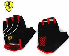 Ferrari Sports Gloves mesuca Bicycle, Scooter and Skateboard child size L nylon
