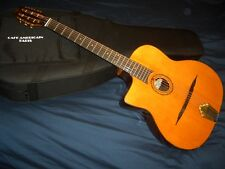 SALE SALE SALE! FROM FRANCE LEFT HAND CAFE AMERICAIN GYPSY JAZZ GUITAR, MANON LH