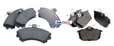FOR SMART CAR FORFOUR 1.1 1.3 1.5 CDi FRONT AND REAR BRAKE PADS SET *NEW*