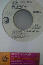 Dionne Warwick & Steve Wonder / Phil Fearon & Galaxy – It's you / Everyb -7-5255