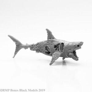 Reaper Bones Black: Zombie Shark (44112)
