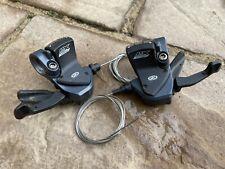 Shimano Deore LX SL-M570 3x9 Trigger Gear Shifters
