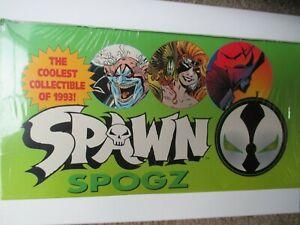 Spawn Spogz 1993 Sealed Box 36 Packs