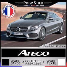 Sticker Pare Soleil Mercedes Atego - Autocollant Voiture, Stickers ref4