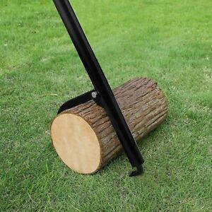 Log Lifter Cant Hook Steel Handle 48 Inch Up to 14 Inch Logs Lumberjack Helper