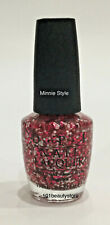 OPI Nail Lacquer MINNIE STYLE 0.5oz **NEW**
