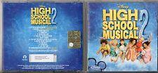 HIGH SCHOOL 2 MUSICAL Walt Disney CD OST Colonna sonora originale ITALIAN VERS.