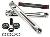 Redline Flight BMX Crank Set Chome-Moly 180mm with American Bottom Bracket