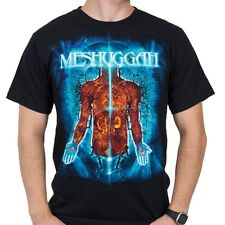 MESHUGGAH-BRANCHES OF ANATOMY-T-SHIRT-X-LARGE-rare
