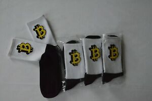 BITCOIN SOCKS, virtual gold, cryptocurrency, crypto exchange, GREAT GIFT