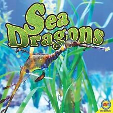Sea Dragons (Wow World of Wonder)-ExLibrary