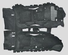 VW Golf Plus 1KP Original Bodenbelag Innenraumteppich schwarz 5M1863367K
