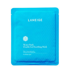 *Laneige* Water Bank Double gel Soothing Mask (28g x 5Sheets) -Korea cosmetics