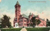 Postcard High School Spokane Washington