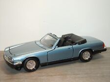 Jaguar XJ-S V12 Convertible - Polistil Tonka Italy 1:25 *31876