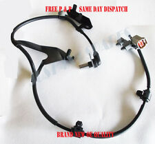 Rear ABS Speed Sensor R//H OR L//H For Isuzu D-Max Pickup TFS54 2.5 07//03/>ON  NEW