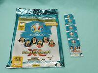 Panini Adrenalyn XL Uefa Euro EM 2020  Starterpack + 5 Booster