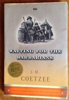 Waiting for the Barbarians by J. M. Coetzee 1999 PB Penguin Book Novel