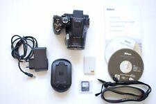 Nikon Coolpix P100 10.MP Full HD Digitalkamera Camcorder Kamera Fotoapparat