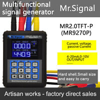 MR2.0TFT-P 4-20mA Calibrator Current Signal Generator Signal Pressure T