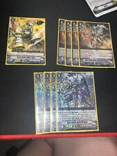 Cardfight Vanguard Beast Deity Nova Grappler Standard Deck