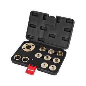 KATSU Brass Router Guide Bush Bushing Set with Case 10 Piece For SP10174805 Base