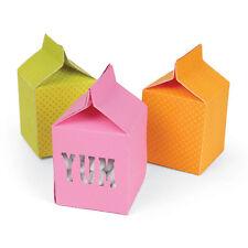Fustella fustelle Bigz XL Box scatola 3D bomboniera Big shot sizzix 659196
