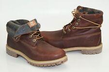 Timberland AF Roll Top 6 Inch Boots Schnürstiefel Stiefel Winter Herren 6831A