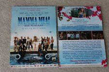 Mamma Mia ! Here We Go Again (2018)  - Polish promo FLYER - ULOTKA