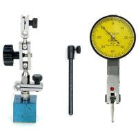 Marhynchus Adjustable Magnetic Base,50KG Dial Indicator Holder Mini Universal Strong Magnetic Lever Stand Base
