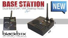 Analog Base Station VHF/UHF dual band 2-Way Radio