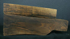 English Walnut Gun Stock Blank And For Arm.Air Dry