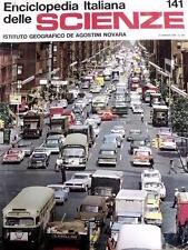 Enciclopedia Scienze De Agostini n°141 1970 - Strade Ferrate e Ferrovie - Tr.20