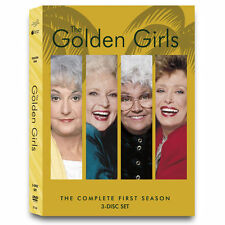 The Golden Girls - The Complete First Season (DVD, 2004, 3-Disc Set)242