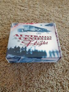 2010 1oz Silver Proof - Australian Centenary of Flight