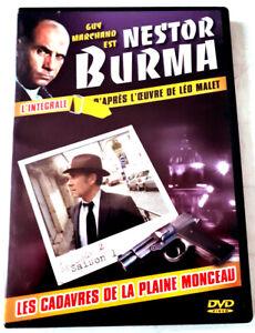 Nestor Burma - Guy MARCHAND - dvd Très bon état