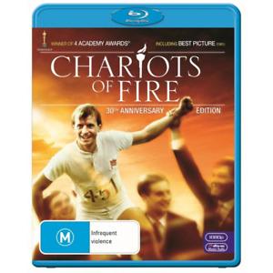 Chariots of Fire Blu-Ray **Region B**