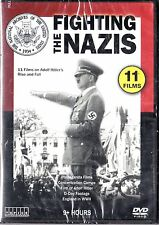 FIGHTING THE NAZIS eleven films on Adolf Hitler's rise and fall 9+HRS new dvd